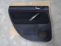 Карта дверь задняя VW Passat B5, 2001г.в., седан.