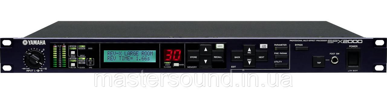 Процессор эффектов Yamaha SPX2000
