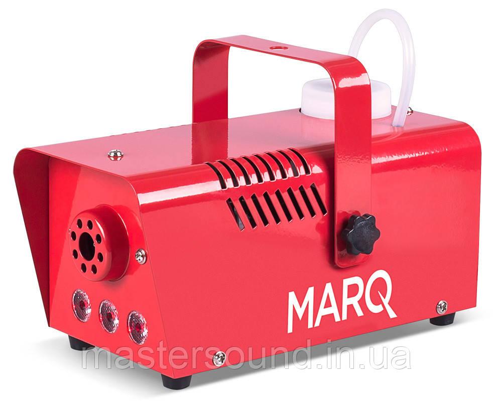 Дым машина Marq FOG 400 LED (RED)
