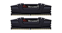 DDR4 2х32GB/2666 G.Skill Ripjaws V Black (F4-2666C18D-64GVK)