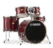 Ударная установка Yamaha STAGE CUSTOM BIRCH (CRANBERRY RED)