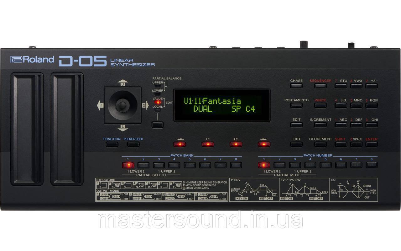 Аналоговый синтезатор Roland D-05