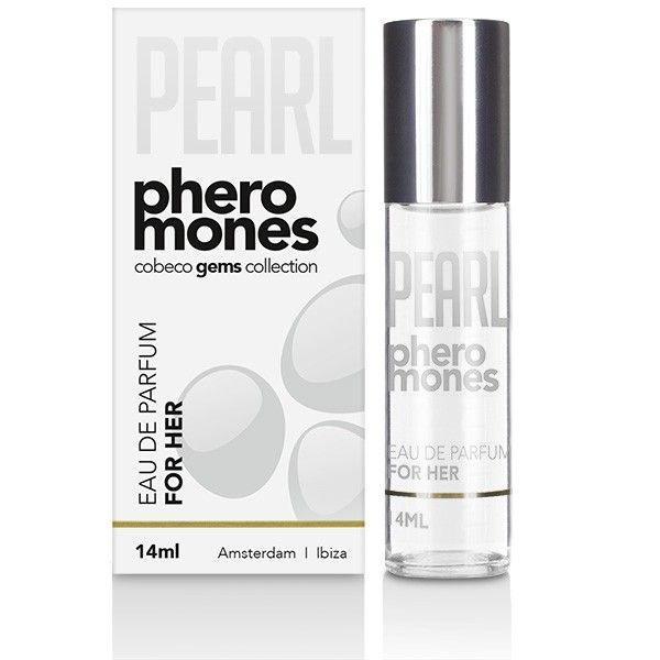 Перлинні феромони Pearl Women Eau de Parfum (14ml)