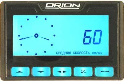 Бортовой компьютер Орион БК-10 для ваз 2110