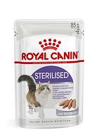 Роял канин Royal Canin консерва STERILIZED LOAF 0,085 кг