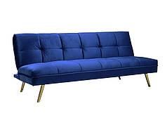 Софа MORITZ VELVET синяя 181106