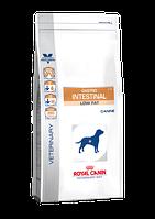 Корм для собак Роял Канин Royal Canin GASTRO INTESTINAL LOW FAT CANINE 1,5 кг.