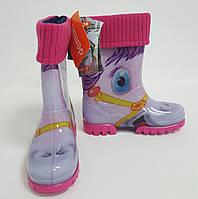 Резиновые сапоги детские Twister Lux Pony
