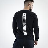 Мужской свитшот Puma черный