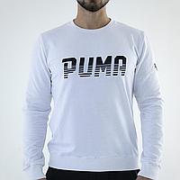 Мужской свитшот Puma белый