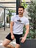 Мужская футболка D&G белая
