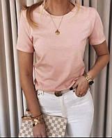 Жіночі літні футболки , 7 кольорів .Розміри 42-48