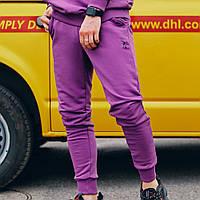 Cпортивные штаны Пушка Огонь Jog фиолетовые, фото 1