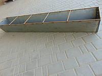 Кормушка-корыто для свиней 200х40х23см усиленное, фото 1