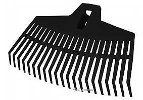 Грабли веерные полипропиленовые FLO 390 мм 21 зуб