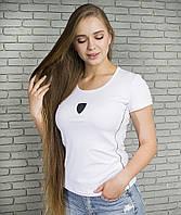 Женская футболка Puma Ferrari белая, фото 1