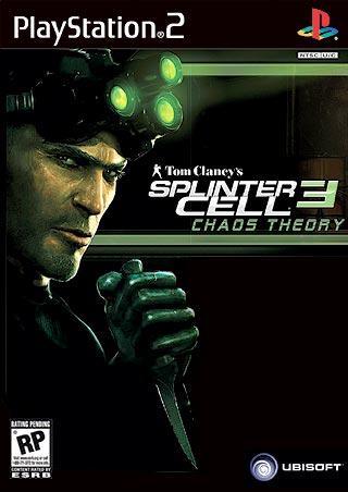 Игра для игровой консоли PlayStation 2, Tom Clancy's Splinter Cell Chaos Theory