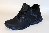 Мужские зимние ботинки . Кожа. Внутри мех 40-45  Днепропетровск от 6 пар
