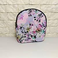 Детская сумочка, детский рюкзак орхидея