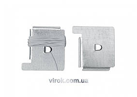Рівень для укладання плитки VOREL, комплект трасовочний [60]