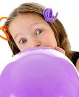 Как правильно надувать воздушные шарики?