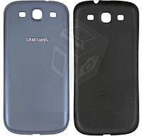 Задняя крышка батареи для Samsung Galaxy S3 i9300, оригинал (синий)