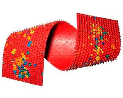 Аппликатор Ляпко «Квадро», шаг иглы - 5,8, размер - 118х470 мм, фото 2