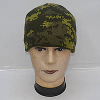 ШАПКА камуфляжная на флисе для активного отдыха или охоты и рыбалки - Код 105-45