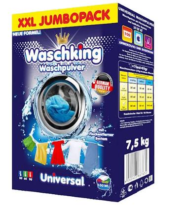 Стиральный порошок Waschking, фото 2