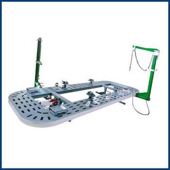 Кузовной ремонт и рихтовочное оборудование