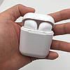 Гарнитура TWS Automation HBQ i9 bluetooth earphone Белый (V1759), фото 5