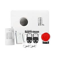 GSM охоронна сигналізація Kerui G 10-C G10C для гаража, квартири, дачі + морозоустройчивость, фото 1