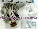 Термоманометр круглый 40 мм 0-4 bar 0-120 гр. (ф.у, EU) Baxi Eco, Western Energy, артикул 8922380, к.з. 0175, фото 4