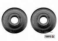 Ролики для трубореза YT-2232 YATO 26 х 14 x 7.5 мм 2 шт
