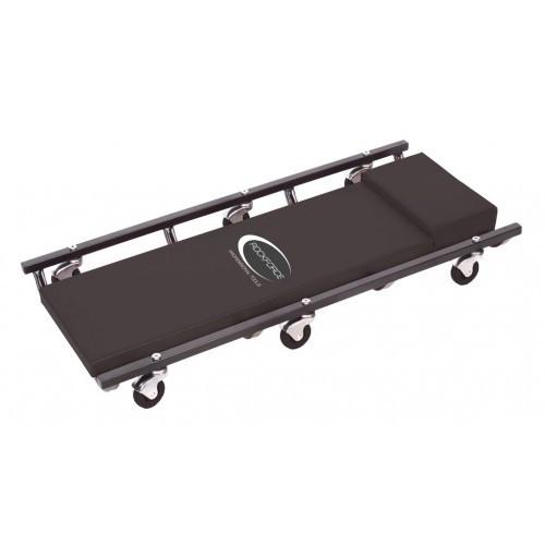 Лежак ремонтний підкатний на 6-ти колесах (425х920мм)