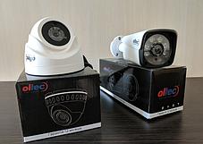 Комплект Видеонаблюдения Full-HD на 4 камеры + Подарок Жесткий Диск 500Gb, фото 3