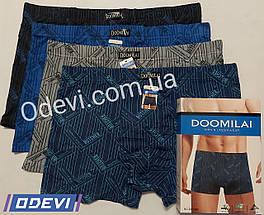 Doomilai труси боксери для чоловіків бавовна + бамбук газетка