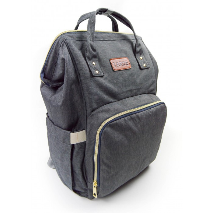 Рюкзак для мамы Yoya Dearest серый