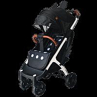 Yoya Plus Max 2020  Микки Маус (рама чёрная и белая) детская коляска Йойа Плюс Макс