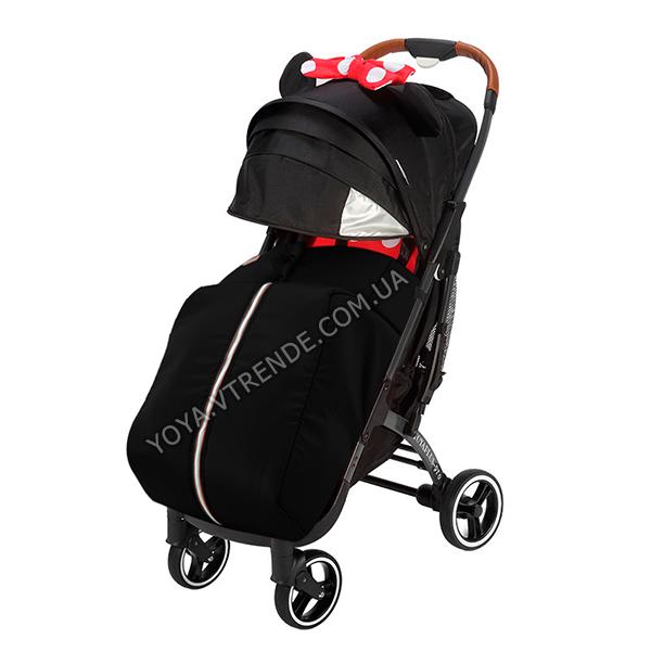 YOYA Plus Pro Premium детская прогулочная коляска Минни Маус