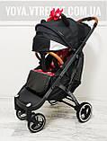 YOYA Plus Pro Premium детская прогулочная коляска Минни Маус, фото 3