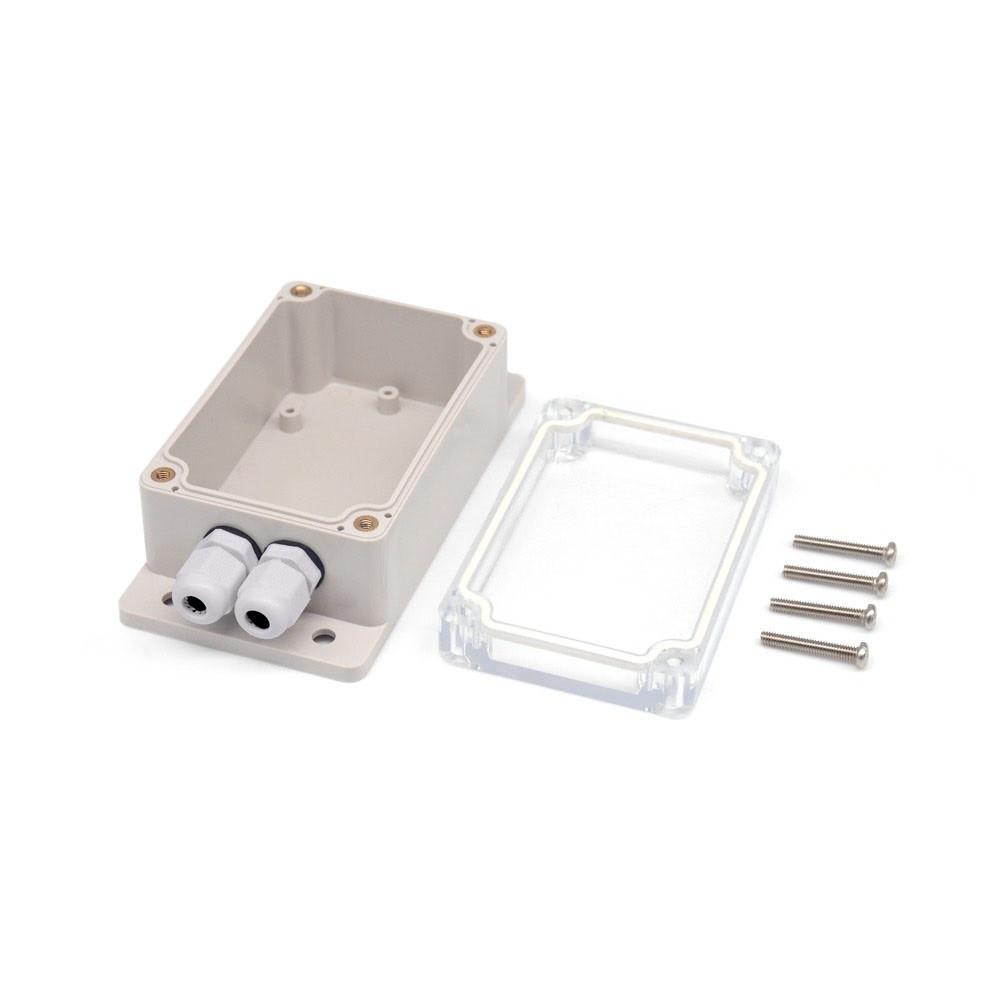 Герметичная водонепроницаемая коробка Sonoff IP66 с резиновыми уплотнителями