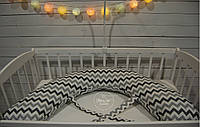 Подушка для беременних , подушка для вагітних ,подушка для кормления 3 в 1 в сірих тонах 1364