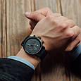 MegaLith Мужские часы MegaLith Vector Leather, фото 5