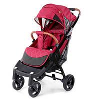 Yoya Plus Max 2020  Красная (рама чёрная и белая) детская коляска Йойа Плюс Макс