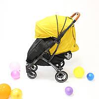 YOYA Plus Pro Premium детская прогулочная коляска Желтая