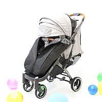 YOYA Plus Pro Premium детская прогулочная коляска серый (456373651)