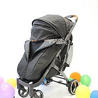 YOYA Plus Pro Premium детская прогулочная коляска черная (45635166)