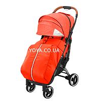 YOYA Plus Pro Premium детская прогулочная коляска Красный