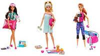 """Кукла Barbie с питомцем """"Активный отдых"""" MATTEL"""